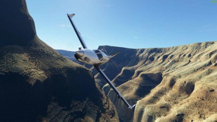 Microsoft Flight Simulator için VR desteği 23 Aralık'ta