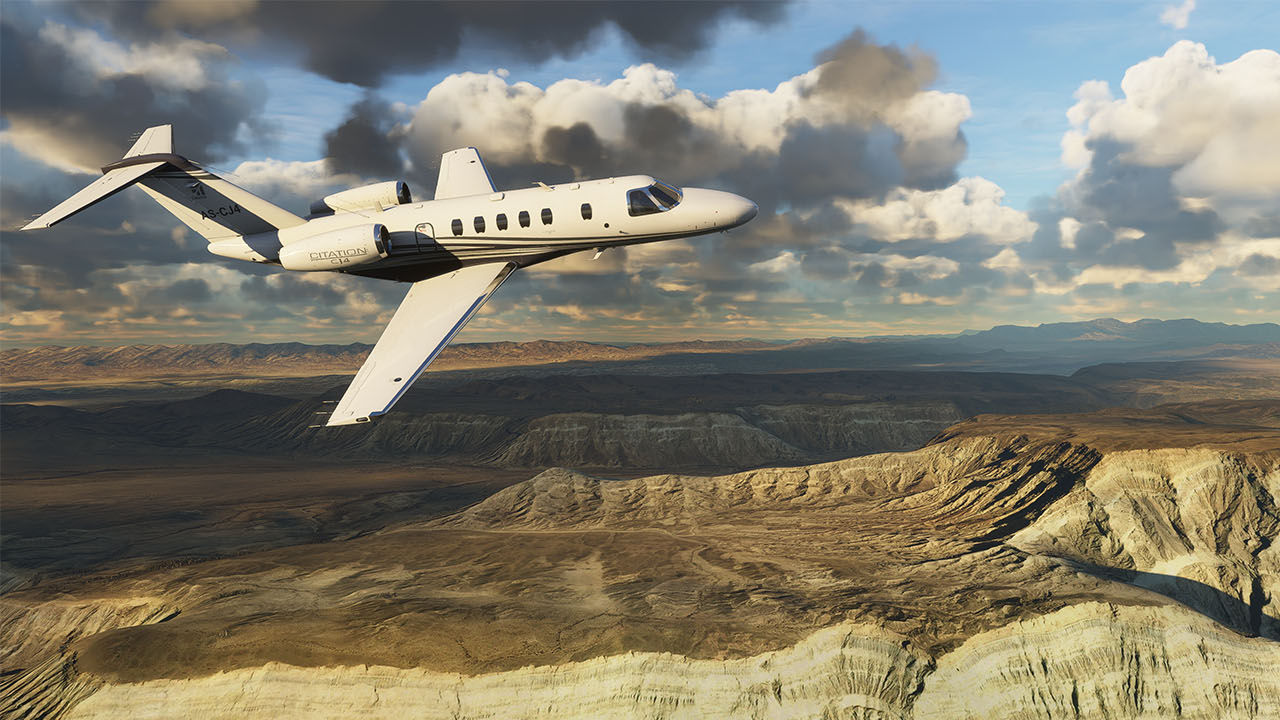 Microsoft Flight Simulator Xbox Game Pass'i salladı