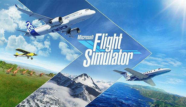 Yeni güncelleme Microsoft Flight Simulator dosya boyutunu yarıya indiriyor