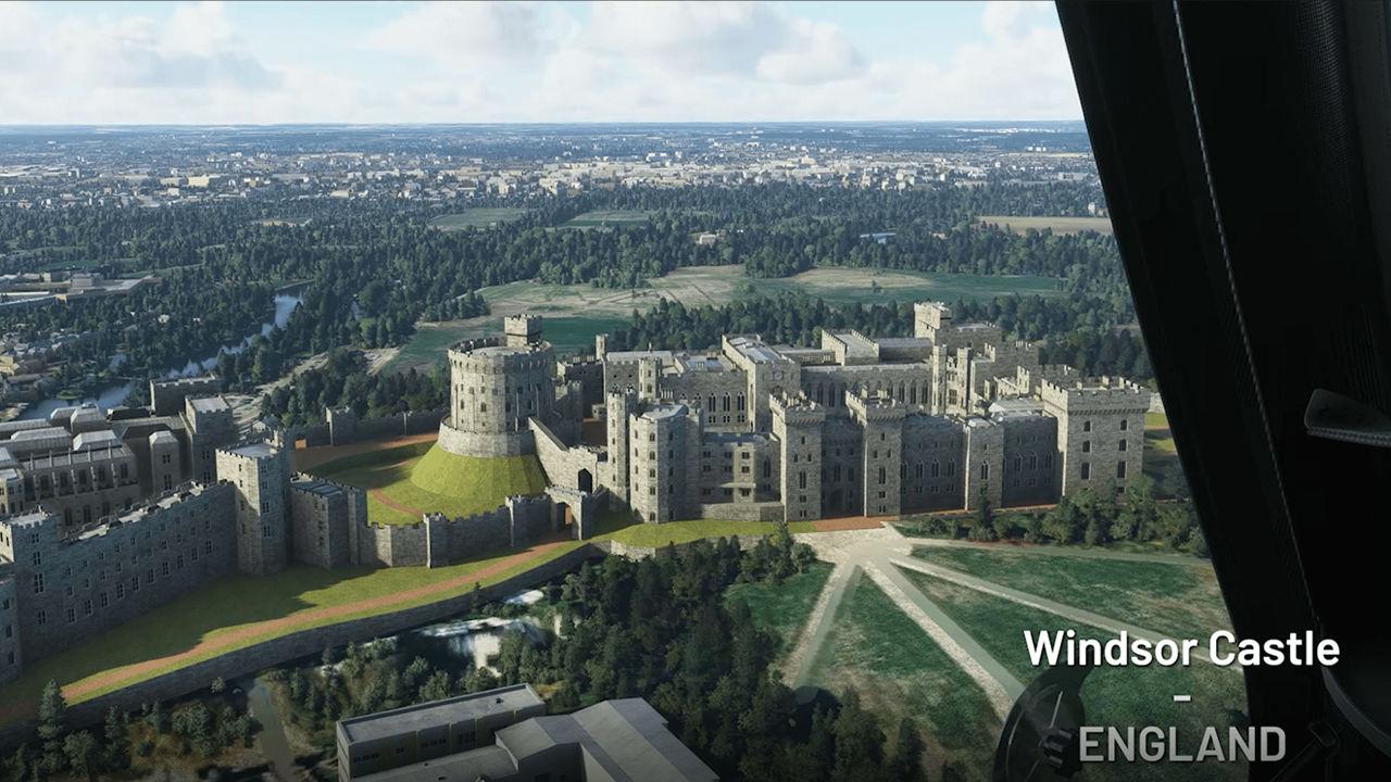 Microsoft Flight Simulator UK ve İrlanda güncellemesi ertelendi