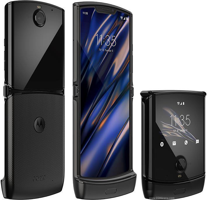 Motorola Razr tamir edilebilirlik seviyesinde iFixit'den 10 üzerinden 1 aldı