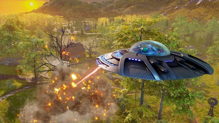 Destroy All Humans Remake oynanış videosu yayınlandı
