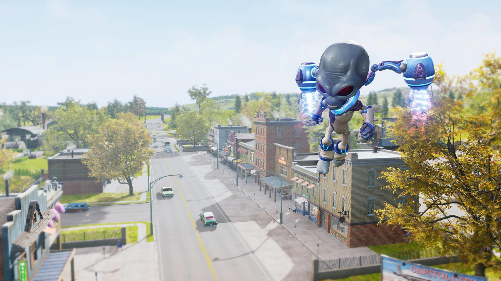 Destroy All Humans Remake PAX East 2020 oynanış videosu paylaşıldı