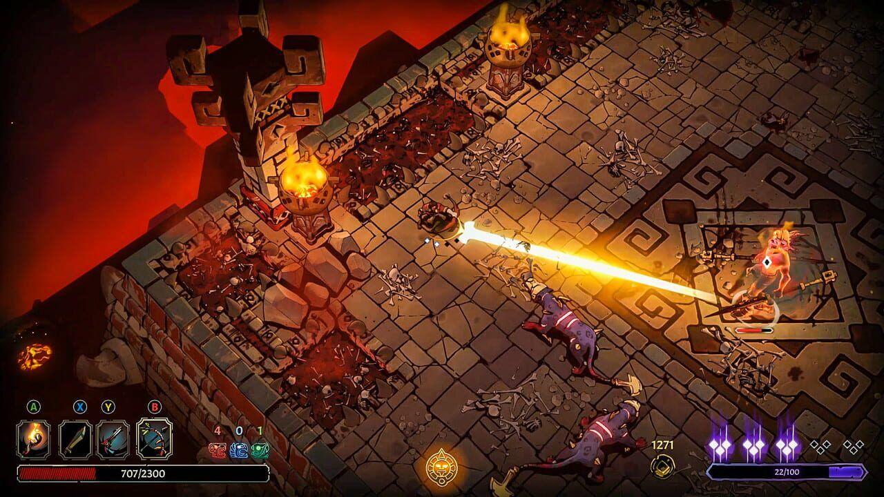 Curse of the Dead Gods erken erişime açıldı