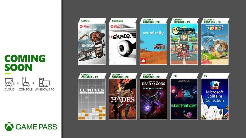 Ağustos ayında Xbox Game Pass'e eklenecek ilk oyunlar belli oldu