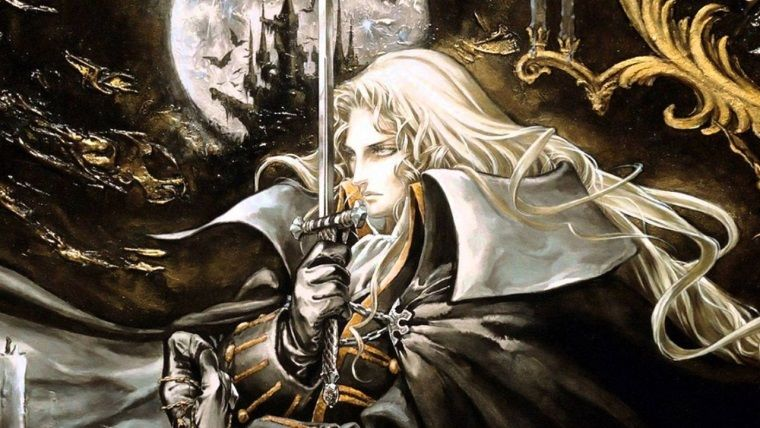 Castlevania: Symphony of the Night mobil için çıktı