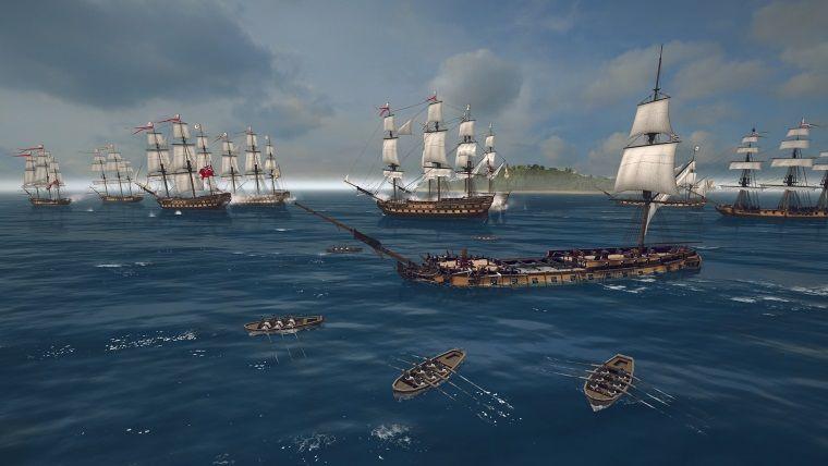 Ultimate Admiral: Age of Sail erken erişim olarak çıkış yaptı