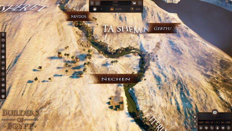 Builders Of Egypt için ücretsiz ön bölüm yayınlandı