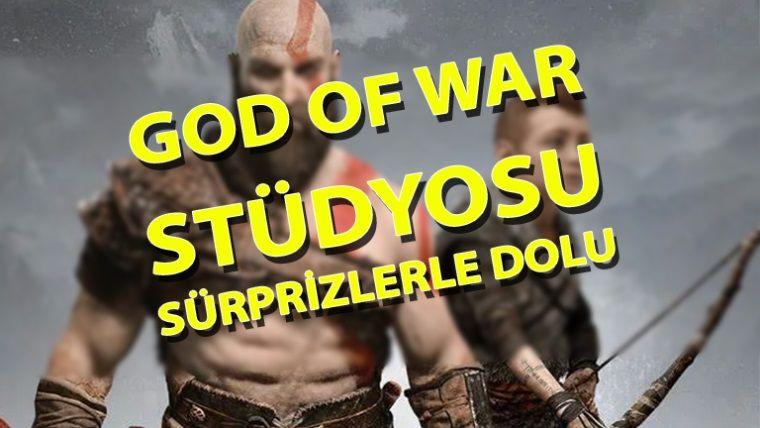 God of War Stüdyosu duyurulmamış bir proje için baş yazar arıyor