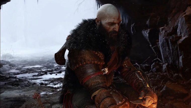 Yeni God of War Ragnarok videosu yayınlandı