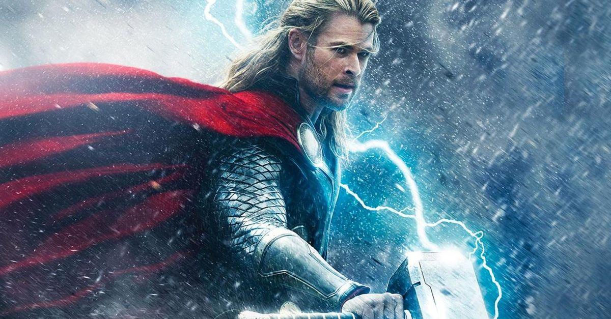 Thor: Love and Thunder filminden ilk görseller paylaşıldı
