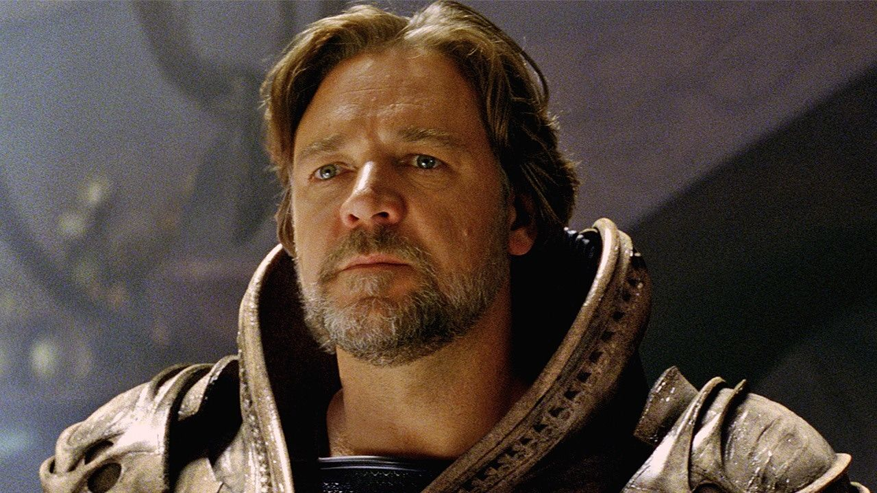 Russell Crowe Thor: Love and Thunder filminin kadrosuna katıldı