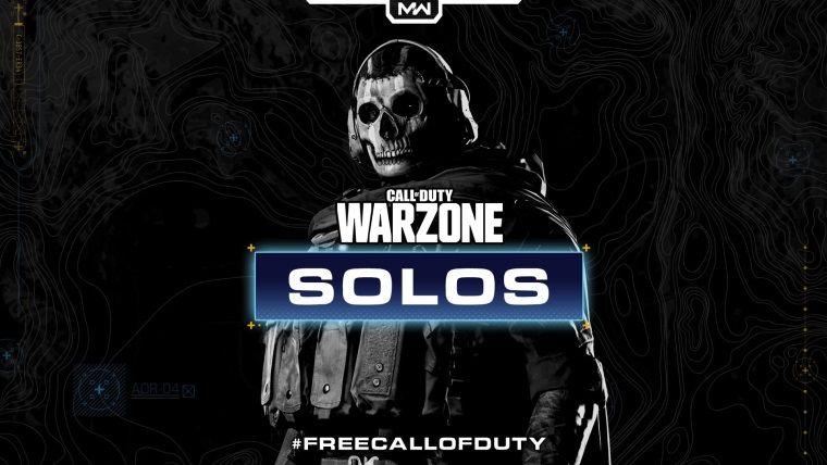 Call of Duty: Warzone solos modu açıldı