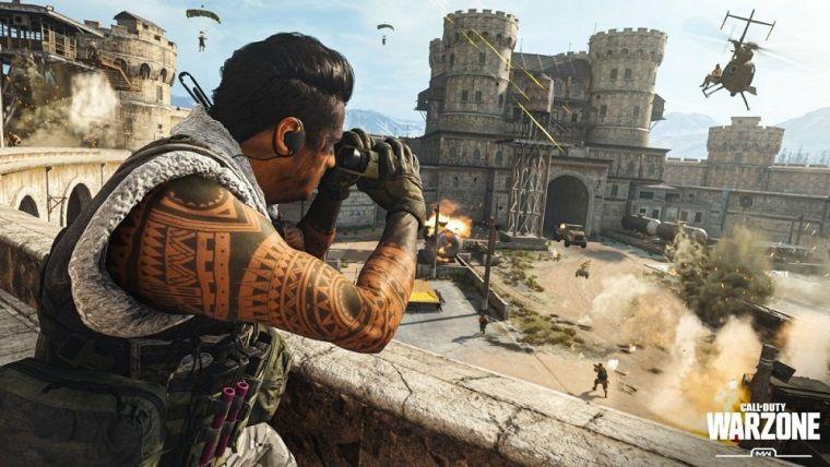 Call of Duty: Warzone'dan banlananların sayısı 70.000 oldu