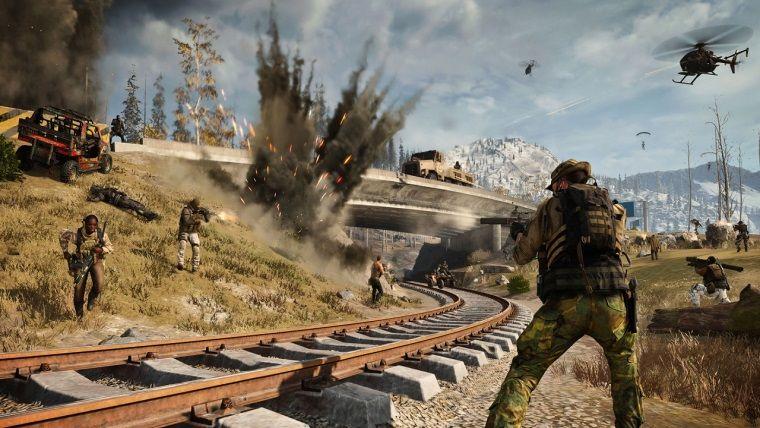 Call of Duty: Warzone, 5.sezon içerikleri videosu yayınlandı