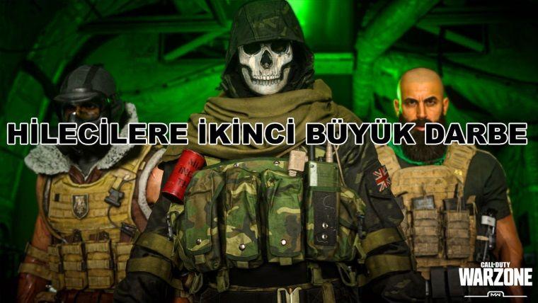 Call of Duty Warzone oynarken hile yapıyorsanız, yapmayın