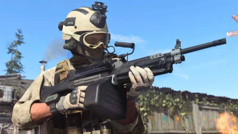 Call Of Duty: Warzone ban dalgası