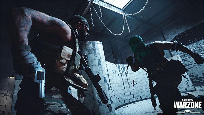 Call of Duty: Warzone ilk büyük güncellemesini aldı