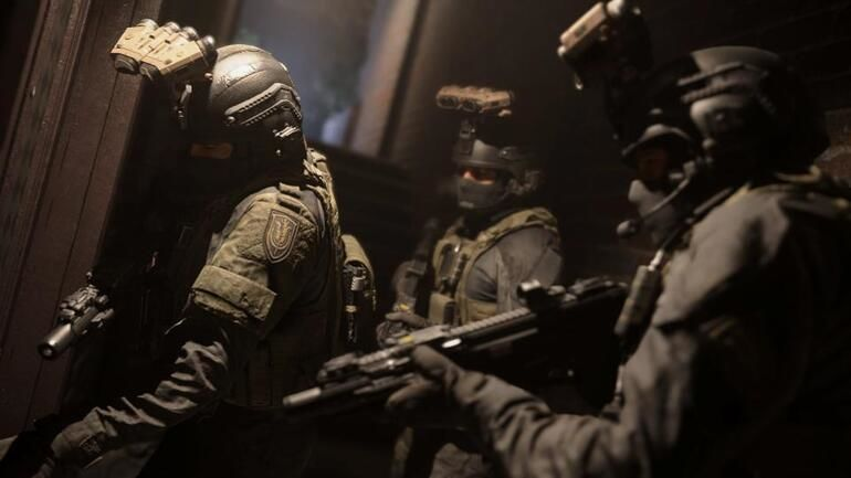 Call of Duty: Modern Warfare ve Warzone için yeni güncelleme