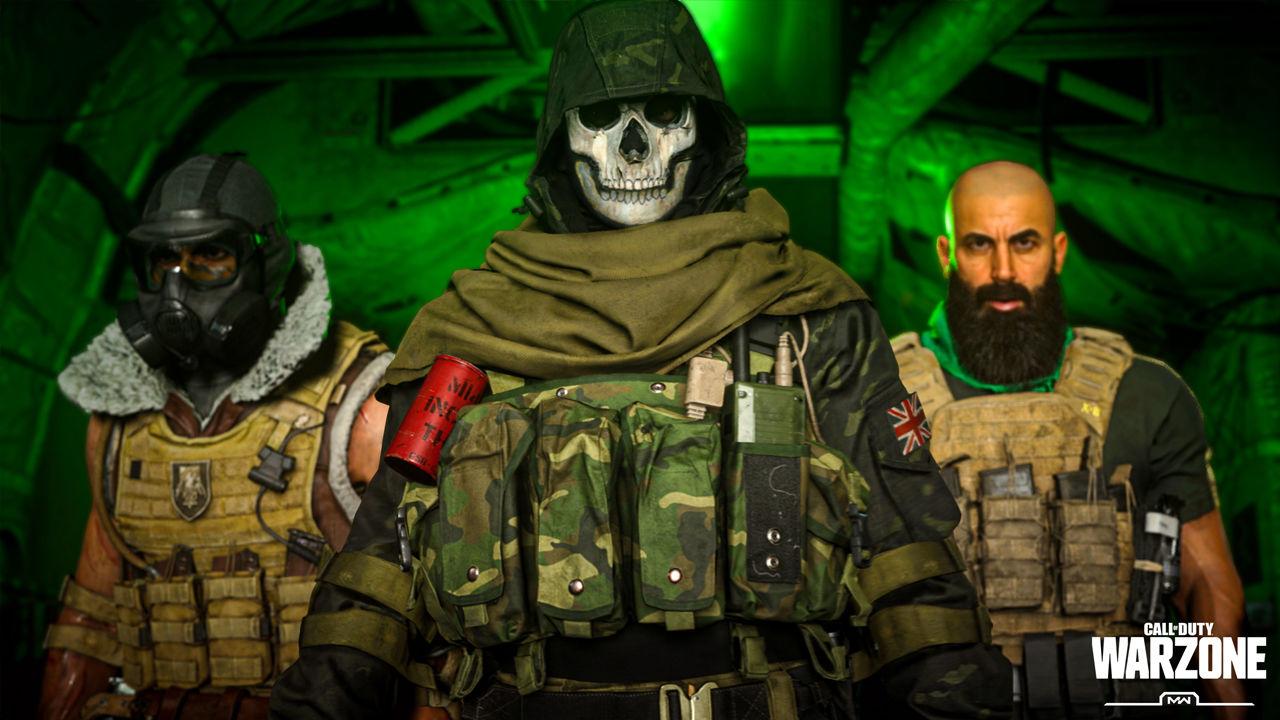 Call of Duty Warzone mobil cihazlara geliyor