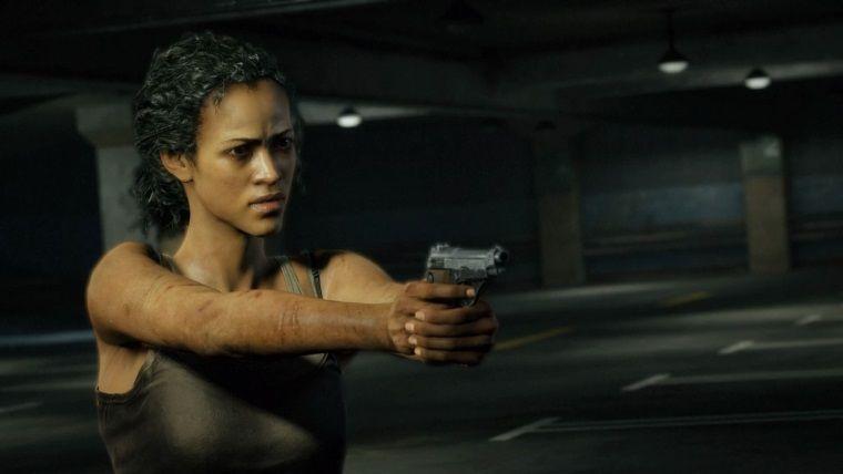 Oyundaki aktris Last of Us dizisinde de yer alacak