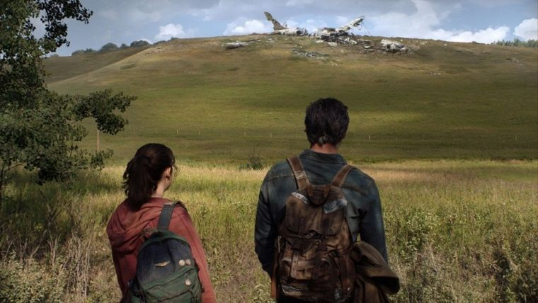 Last of Us dizisi için ilk görsel yayınlandı