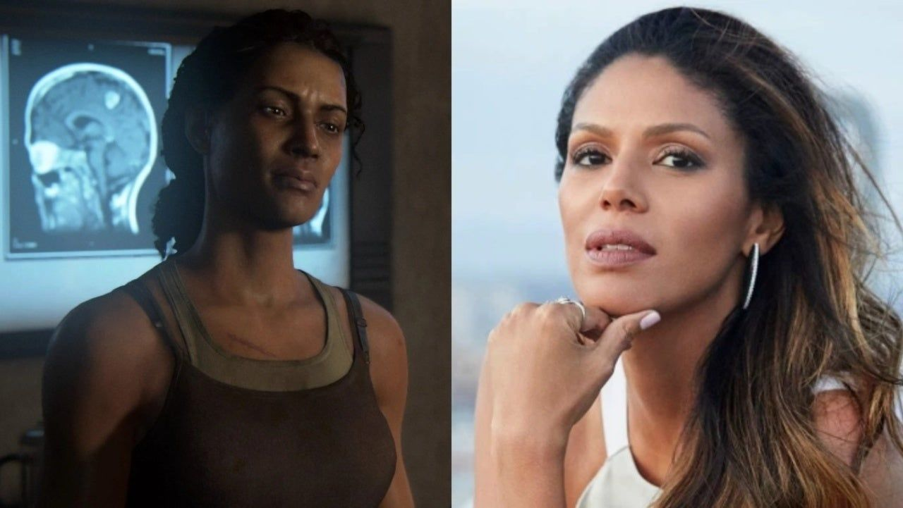 The actress in the game will also appear in the Last of Us series