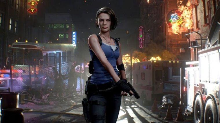 Resident Evil 3: Remake'teki bıçağımız kırılmayacak