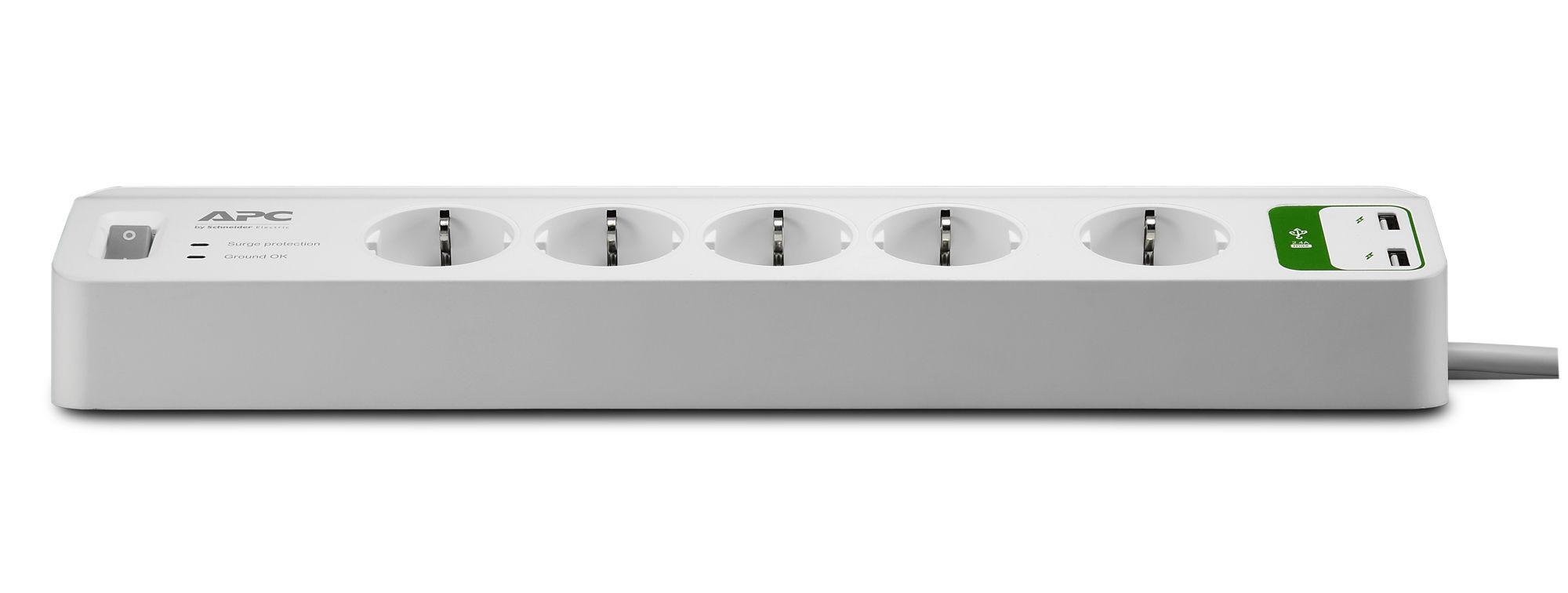 APC PM5U-GR / Akım korumalı priz inceleme