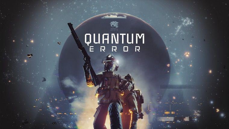 Quantum Error için yeni videolar yayınlandı
