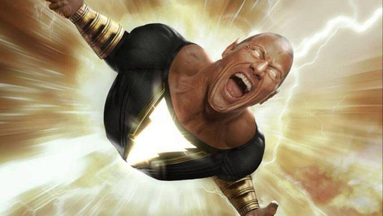 Black Adam filmi Koronavirüs sebebiyle ertelenebilir