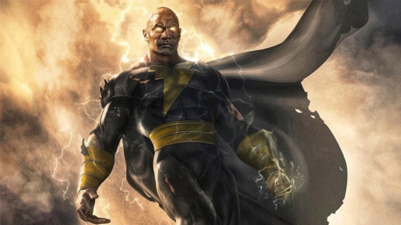 Black Adam movie release date has been announced