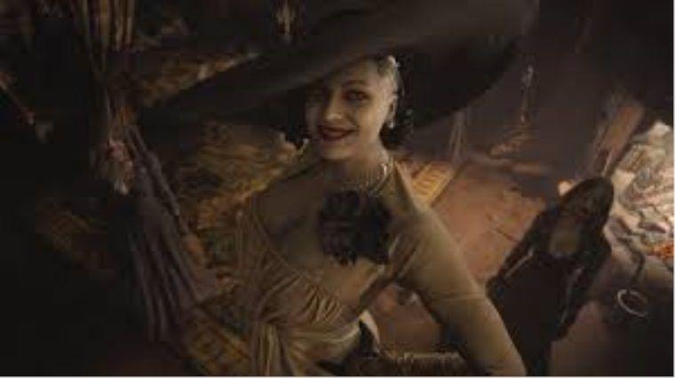 Lady Dimitrescu tasarlanırken kimlerden ilham alındı?