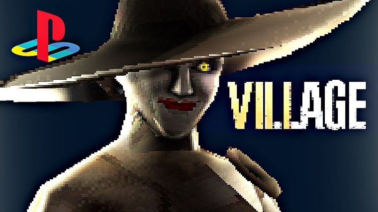 Resident Evil Village Playstation 1 versiyonu iç açıyor