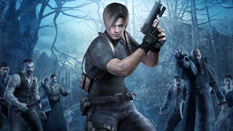 Resident Evil history and all its games