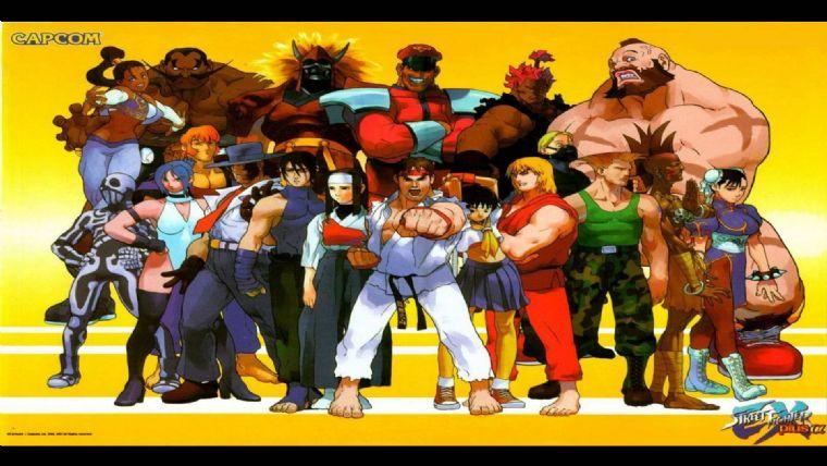 Street Fighter EX'in yapımcısından yeni dövüş oyunu geliyor