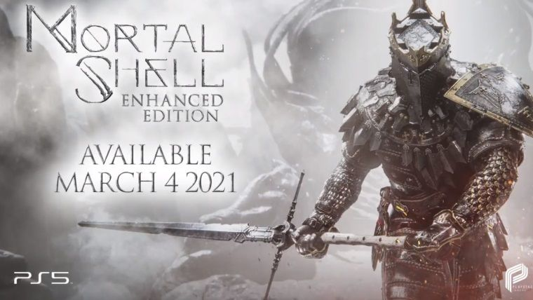 Mortal Shell: Enhanced Edition PS5 ve XSX için çıktı