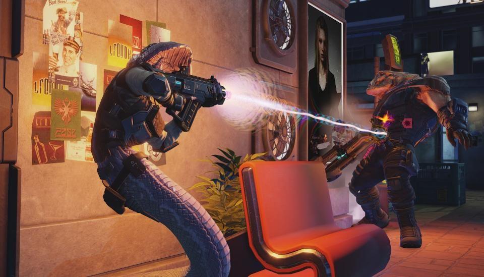 XCOM: Chimera Squad duyuruldu