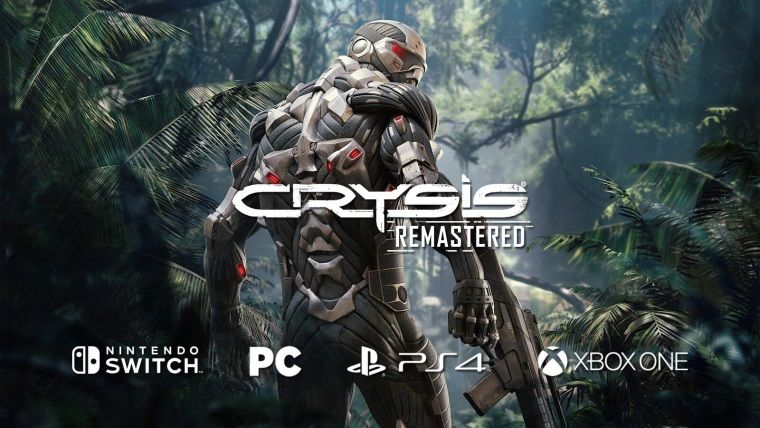 Crysis Remastered ertelendi