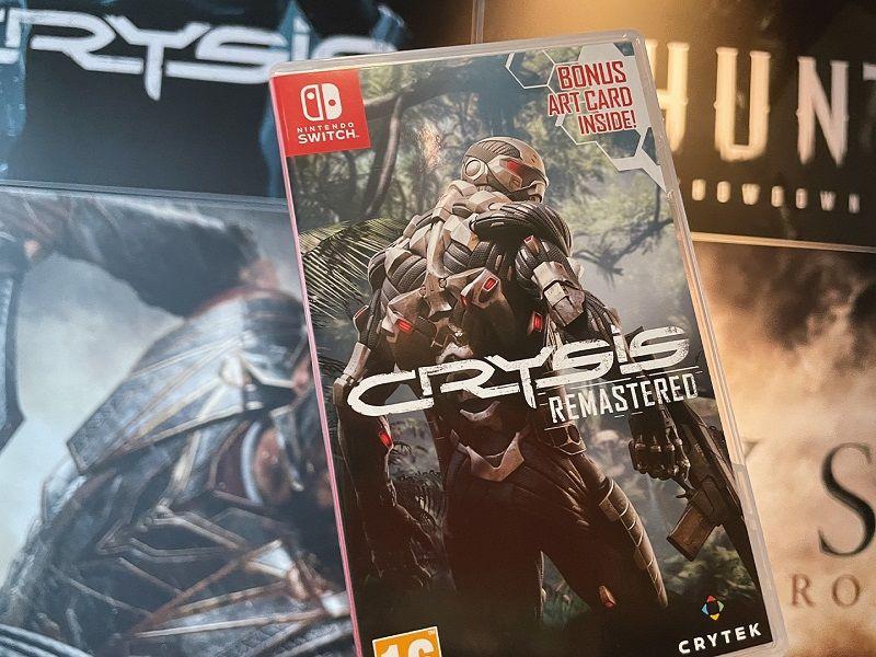 Nintendo Switch kullanıcılarına özel Crysis Remastered sürprizi