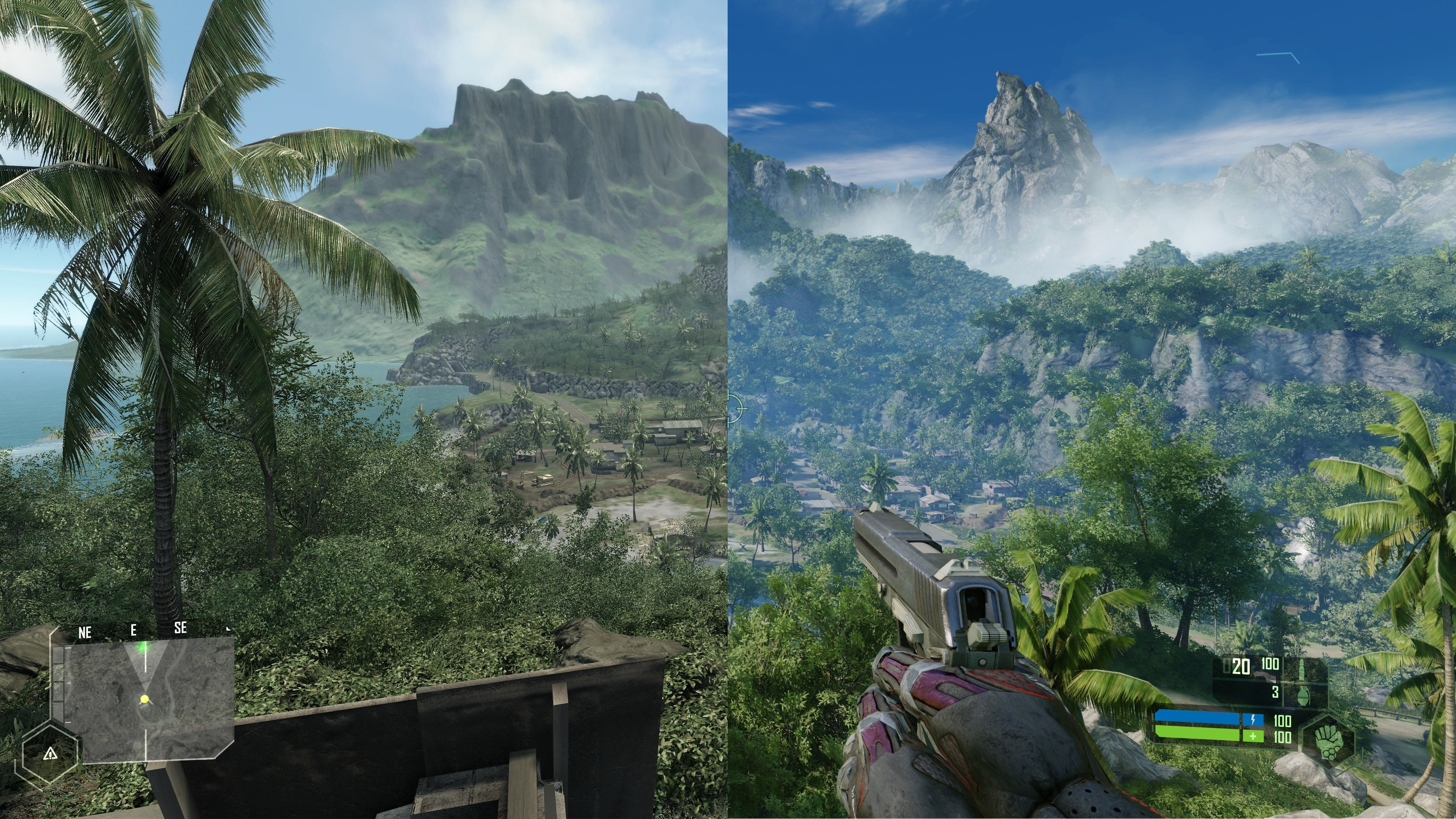 Crysis Remastered için 4K ekran görüntüsü yayınlandı