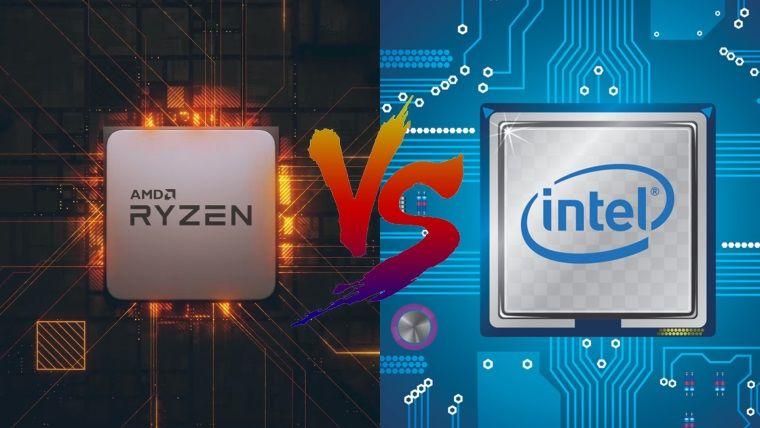 İşlemci yarışında AMD önde gidiyor