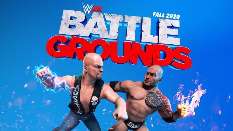 WWE 2K Battlegrounds duyuruldu