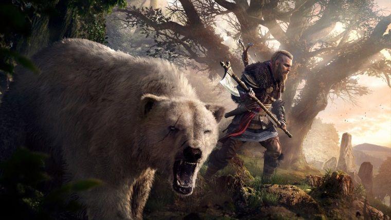 Assassin's Creed Valhalla'nın ilk oynanış fragmanı yayınlandı