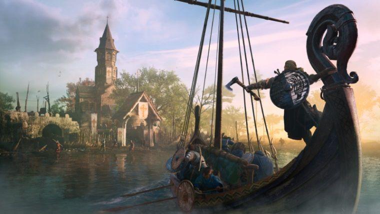 Assassin's Creed Valhalla için yeni bir video yayınlandı