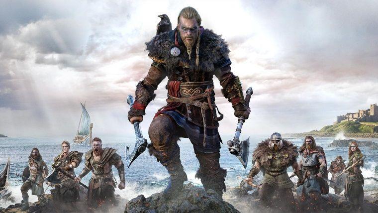 Assassin's Creed Valhalla PC sistem gereksinimleri açıklandı