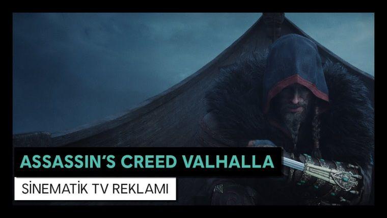 Assassin's Creed Valhalla sinematik TV reklamı yayınlandı