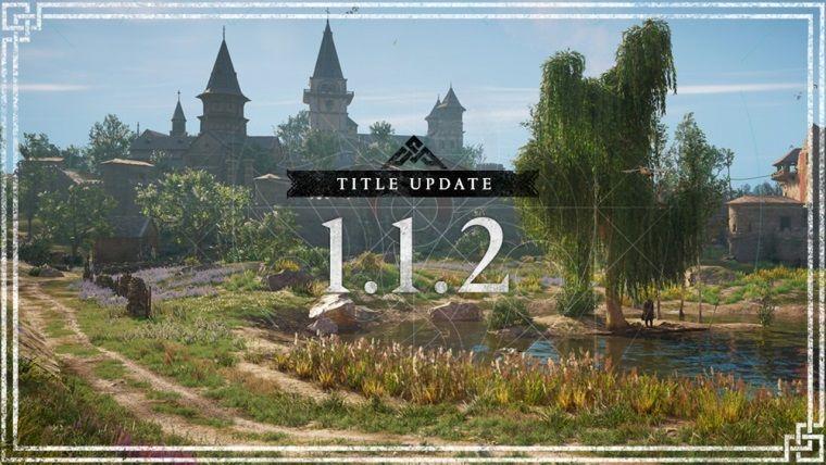 Assassin's Creed Valhalla 1.1.2 güncellemesi yayınlandı