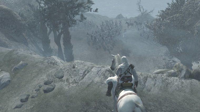 Yeni Assassin's Creed Haçlı Seferi döneminde geçebilir