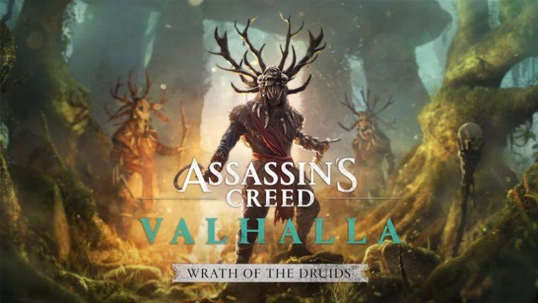 Assassin's Creed Valhalla Wrath of the Druids DLC'si ertelendi